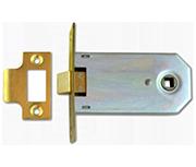Thumbnail of Union 2642 - Flat Pattern Latch (102mm, Polished Brass)