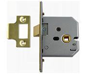 Thumbnail of Union 2677 - Flat Pattern Latch (65mm, Polished Brass)