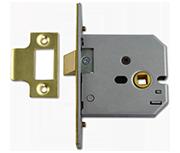 Thumbnail of Union 2677 - Flat Pattern Latch (77mm, Polished Brass)