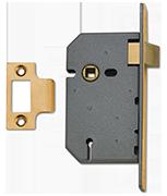 Thumbnail of Union 2657 - Upright Latch (65mm, Polished Brass)