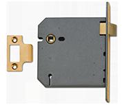 Thumbnail of Union 2657 - Upright Latch (103mm, Polished Brass)