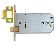 Thumbnail of Union 26773 - Horizontal Latch (149mm, Polished Brass)