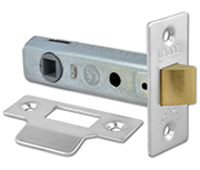 Legge 3722 - Tubular Latch (79mm, Nickel Plated)