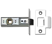 Union 2648 - Tubular Latch (80mm, Bright Zinc)