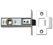Union 2648 - Tubular Latch (91mm, Bright Zinc)