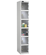 Thumbnail of Probe 6 Door - Clear Locker