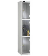 Thumbnail of Probe 3 Door - Deep Clear Locker