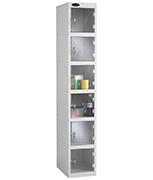 Thumbnail of Probe 6 Door - Deep Clear Locker