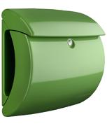 Thumbnail of Piano High Gloss Fresh Green - Plastic Post Box