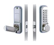 Codelocks CL255 (Stainless Steel)