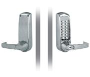 Codelocks CL600 - Key Override (Stainless Steel)