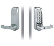 Codelocks CL605 - Key Override (Stainless Steel)