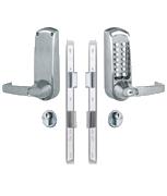 Thumbnail of Codelocks CL620 - Key Override & Sashlock (Stainless Steel)