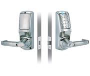 Codelocks CL5010 - Key Override (Stainless Steel)