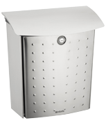 Thumbnail of Brabantia - B620 Stainless Steel Post Box
