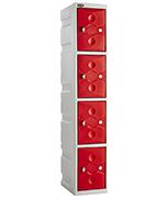 Thumbnail of Probe 4 Door - UltraBox Red Locker
