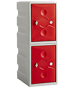 Thumbnail of Probe 2 Door Mini - UltraBox Red Locker