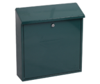 Thumbnail of Casa Green - Steel Post Box