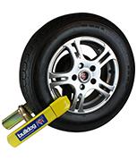 Thumbnail of Bulldog EM500SS Wheel Clamp