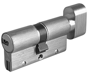 CISA Astral S - Euro Thumbturn Cylinder 30 - 30 (60mm Nickel Plated)