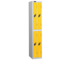 Thumbnail of Probe 4 Door - Ultra Slim Yellow Locker
