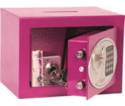 Phoenix Bubblegum Pink - My First Safe