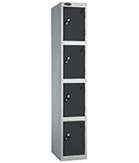 Probe 4 Door - Black Locker