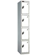 Thumbnail of Probe 4 Door - White Locker