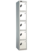 Thumbnail of Probe 5 Door - White Locker