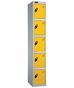 Thumbnail of Probe 5 Door - Yellow Locker