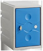 Thumbnail of Probe 1 Door Mini - UltraBox Blue Locker