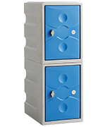 Thumbnail of Probe 2 Door Mini - UltraBox Blue Locker