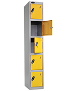 Thumbnail of Probe 5 Door - Deep Coin Operated Locker