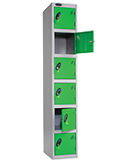 Thumbnail of Probe 6 Door - Deep Coin Operated Locker