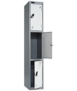 Thumbnail of Probe 3 Door - Extra Deep Coin Operated Locker