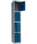 Thumbnail of Probe 4 Door - Extra Deep Coin Operated Locker
