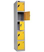 Thumbnail of Probe 5 Door - Extra Deep Coin Operated Locker