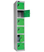 Thumbnail of Probe 6 Door - Wide Coin Operated Locker