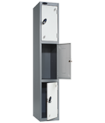 Thumbnail of Probe 3 Door - Extra Wide Coin Operated Locker