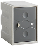 Thumbnail of Probe 1 Door Mini - UltraBox Grey Locker