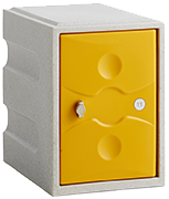 Thumbnail of Probe 1 Door Mini - UltraBox Yellow Locker