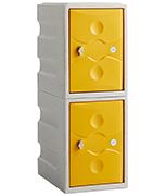Thumbnail of Probe 2 Door Mini - UltraBox Yellow Locker