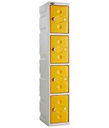 Thumbnail of Probe 4 Door - UltraBox Yellow Locker