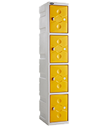 Thumbnail of Probe 4 Door - UltraBox Yellow Locker