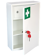 Securikey Medium Medical Cabinet