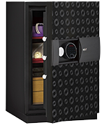 Phoenix NEXT LS7002 Black Luxury Safe