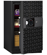 Thumbnail of Phoenix NEXT LS7003 Black Luxury Safe