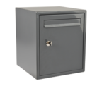 Thumbnail of DAD009 Dark Grey - Secured by Design Post Box