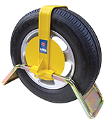 Bulldog QD44 Caravan Clamp