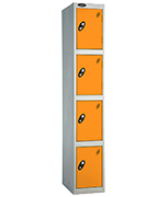 Thumbnail of Probe 4 Door - Deep Orange Locker